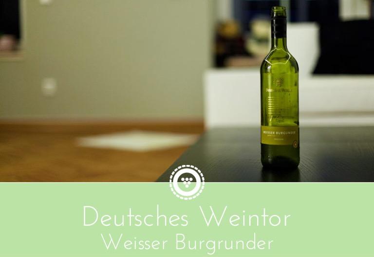 traubenpresse - Header zu dem Wein Deutsches Weintor