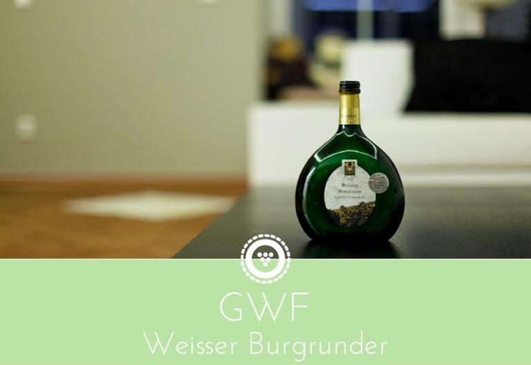 traubenpresse - Header zu dem Wein GWF