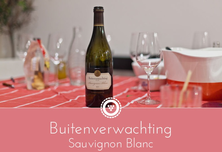 traubenpresse - Header zu dem Wein Buitenverwachting