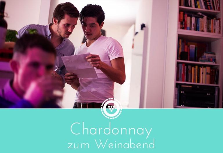 traubenpresse - Header zu dem Weinabend mit Chardonnay