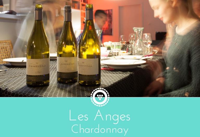 traubenpresse - Header zu dem Wein Les Anges