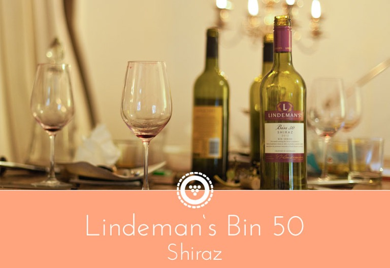 traubenpresse - Header zu dem Wein Lindeman's Bin 50