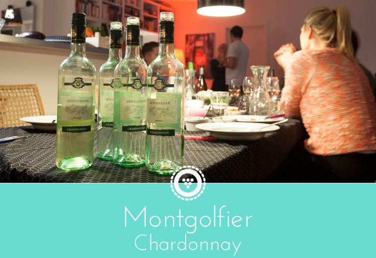 traubenpresse - Header zu dem Wein Montgolfier