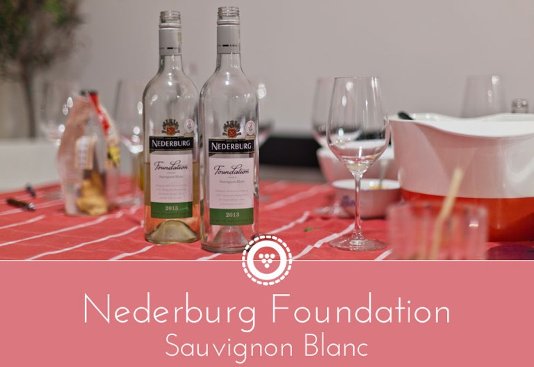 traubenpresse - Header zu dem Wein Nederburg Foundation