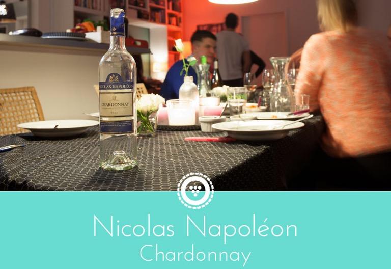 traubenpresse - Header zu dem Wein Nicolas Napoléon