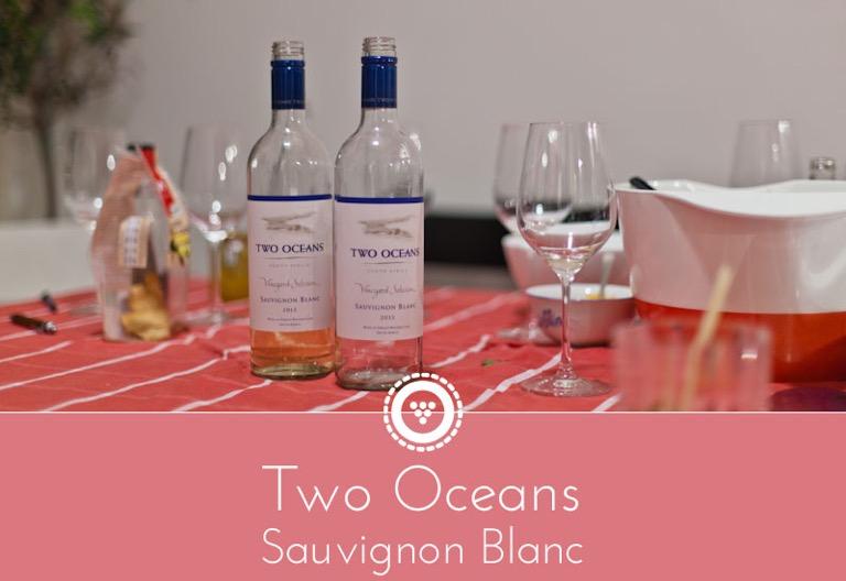 traubenpresse - Header zum Wein Two Oceans Sauvignon Blanc