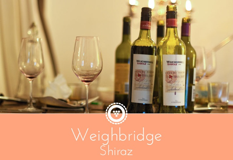 traubenpresse - Header zum Wein Weighbridge Shiraz