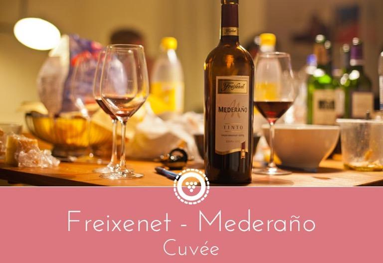 traubenpresse - Header zum Wein Freixenet - Mederaño