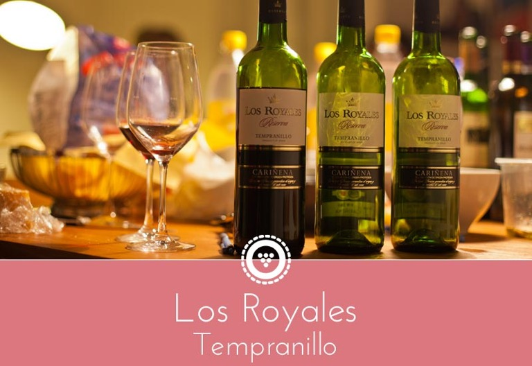 traubenpresse - Header zum Wein Los Royales