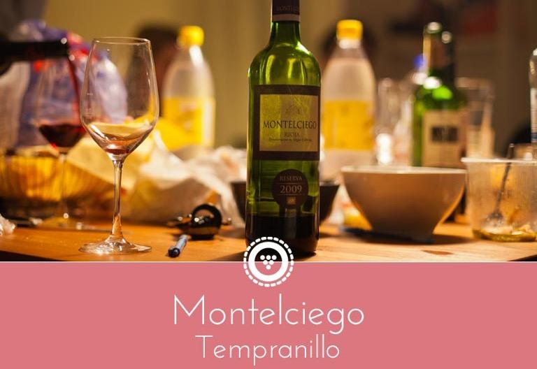 traubenpresse - Header zu dem Wein Montelciego