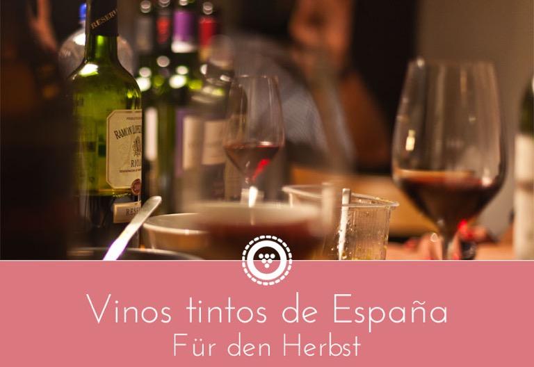 traubenpresse - header zu der Verkostung spanischer Rotweine