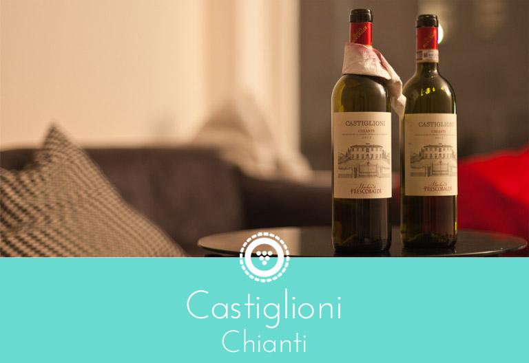 Traubenpresse - Header zu dem Wein Castiglioni Chianti