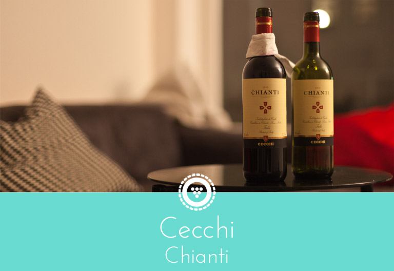 Traubenpresse - Header zu dem Wein Cecchi Chianti