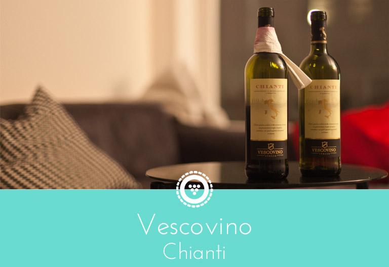 Traubenpresse - Header zu dem Wein Vescovino Chianti