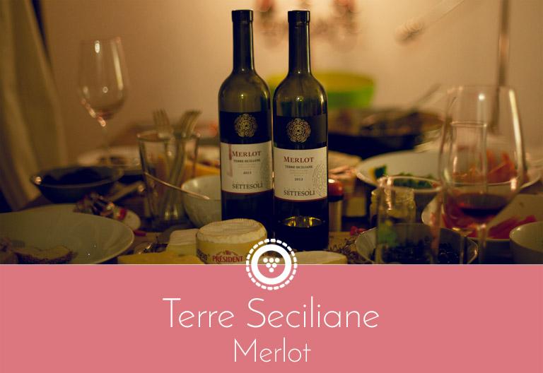Traubenpresse - Header zu dem Wein Terre Seciliane