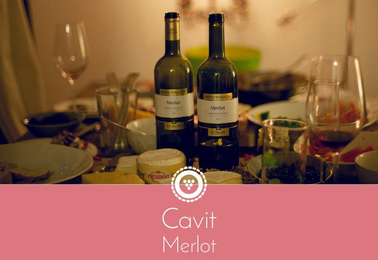 Traubenpresse - Header zu dem Wein Cavit